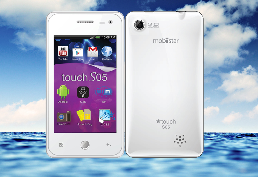 Mobiistar Touch S05
