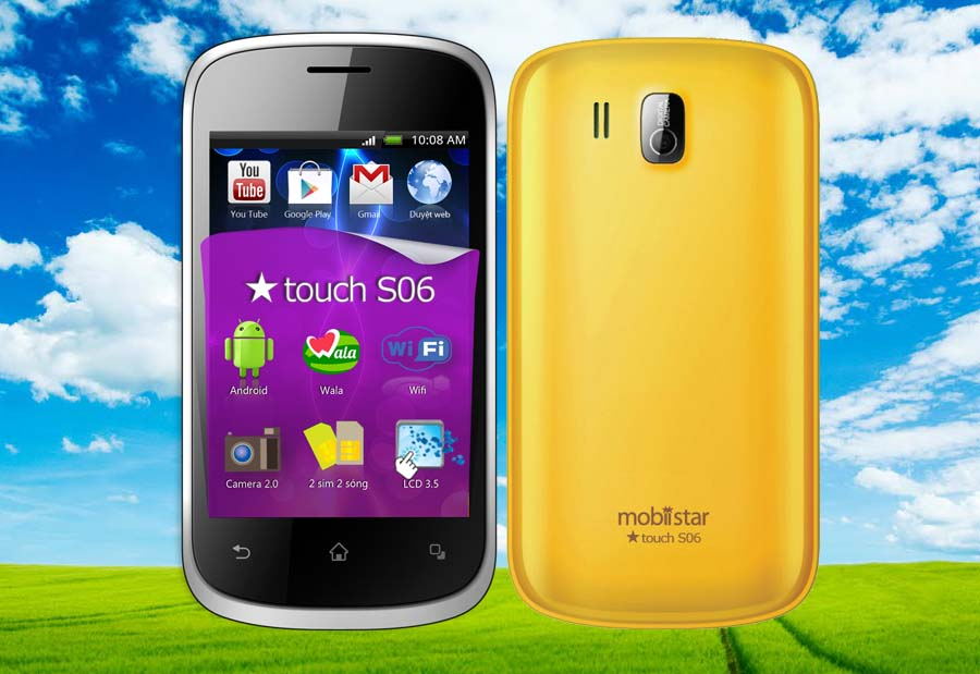 Mobiistar Touch S06