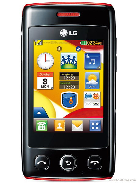 LG Cookie Lite T300 (Wink Touch)