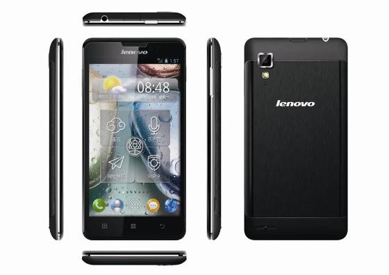 Lenovo P780 - Siêu phẩm đáng mong chờ nhất