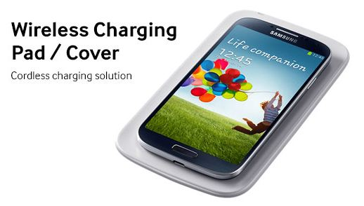 Samsung Galaxy S4 - Charging NFC