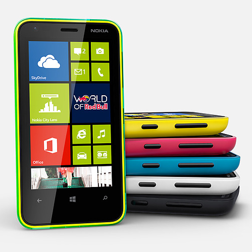 Nokia Lumia 620 Gia re