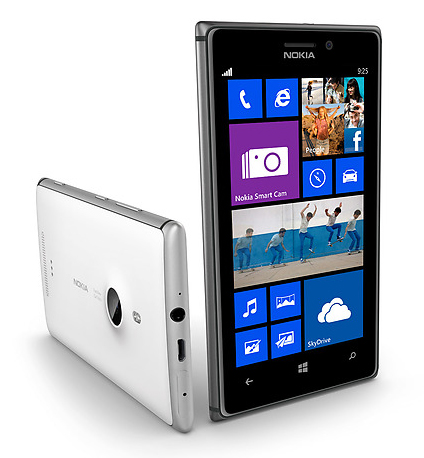 Nokia Lumia 925 & Windows phone 8