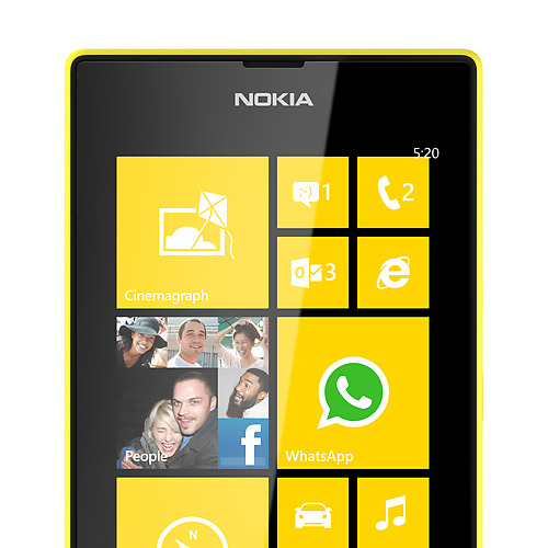 Nokia Lumia 520 - Windows Phone 8