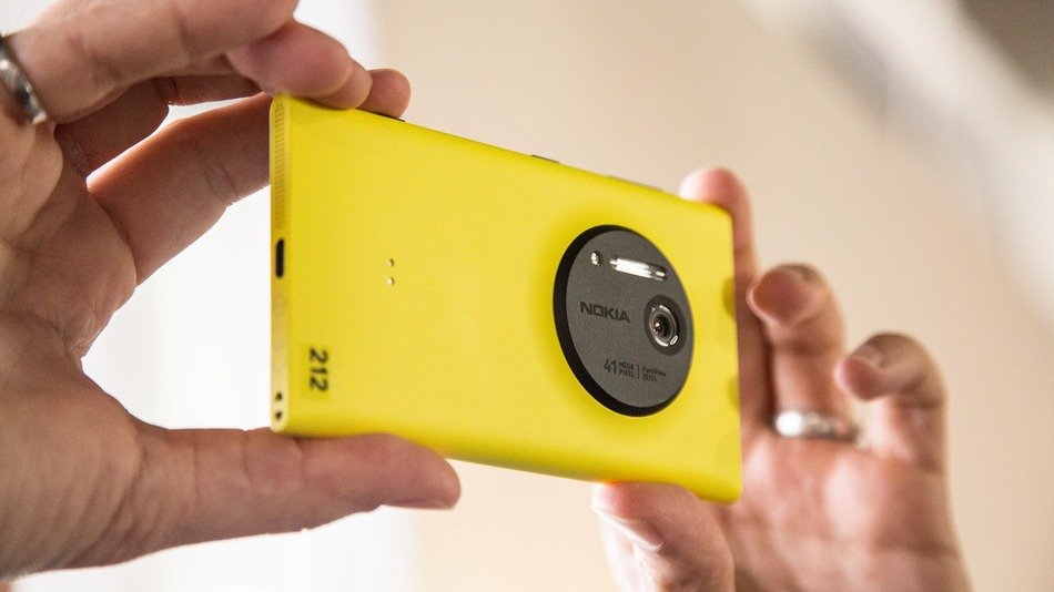 Nokia Lumia 1020. Nothing else comes close.
