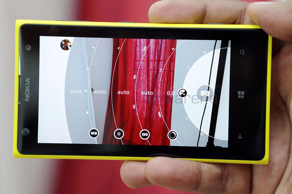 Nokia Lumia 1020 - Pro Camera