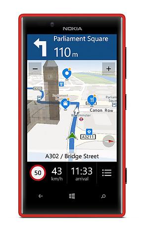 Hiệu năng Nokia Lumia 720