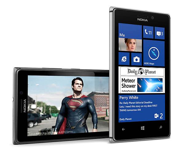 Màn hình khủng Nokia Lumia 925
