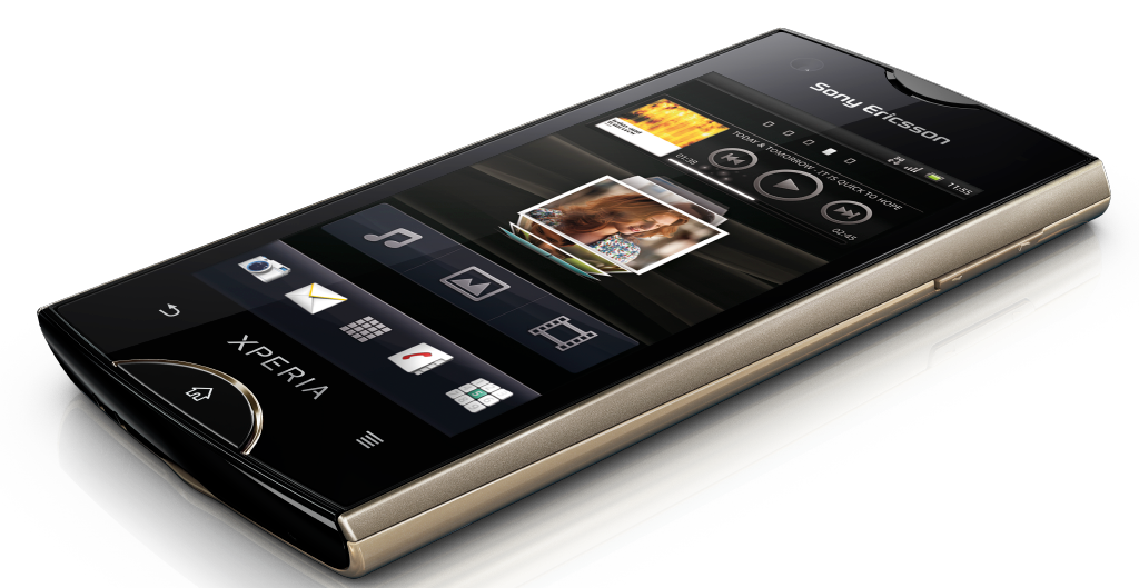 điện thoại Sony Ericsson Xperia Ray ST18i