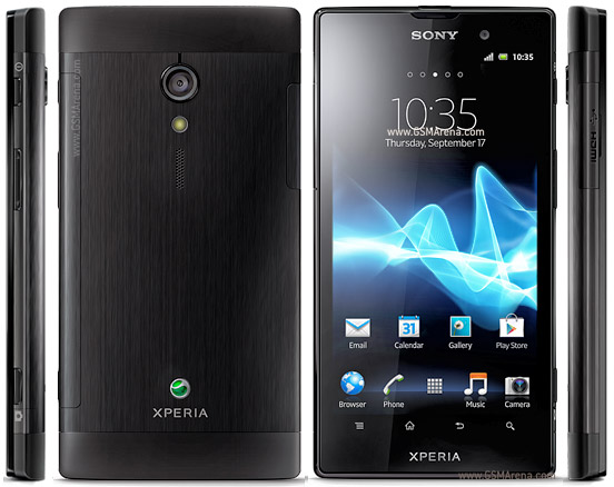 Sony Xperia Ion - LT28H