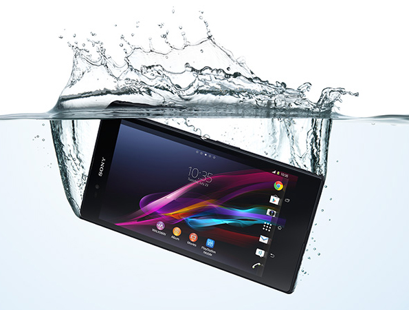 Sony Xperia Z Ultra: Ultra tough