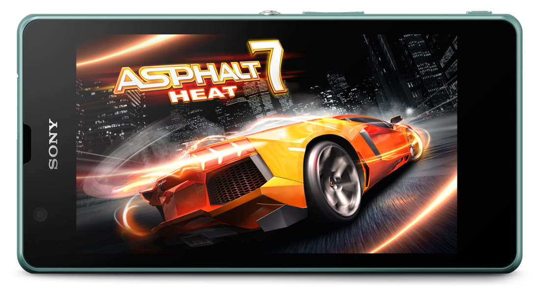Xperia™ ZR gaming