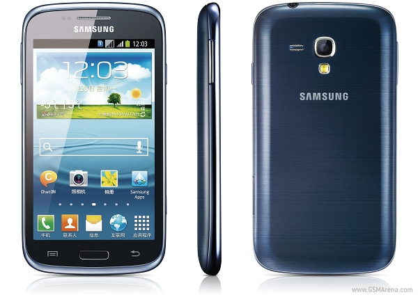 Samsung Galaxy Core Duos I8262 camera 5MP
