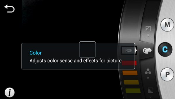 Samsung Galaxy S4 zoom color