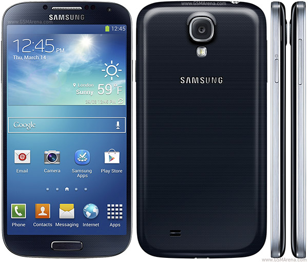 Nhan xet cu the Samsung Galaxy S4