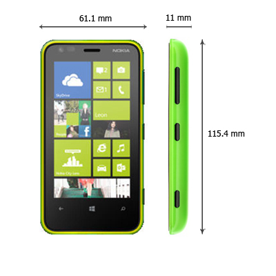 Nokia Lumia 620 sieu re