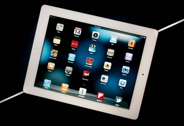 Apple iPad 2 Wifi 16GB Apps