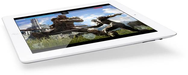 Apple New iPad 32GB Wifi  (Ipad 3 2012) Gaming
