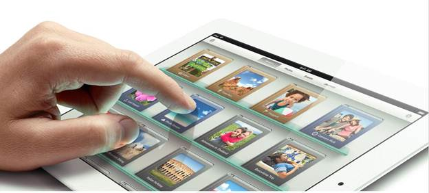 Apple New iPad 32GB Wifi  (Ipad 3 2012) Apps Store