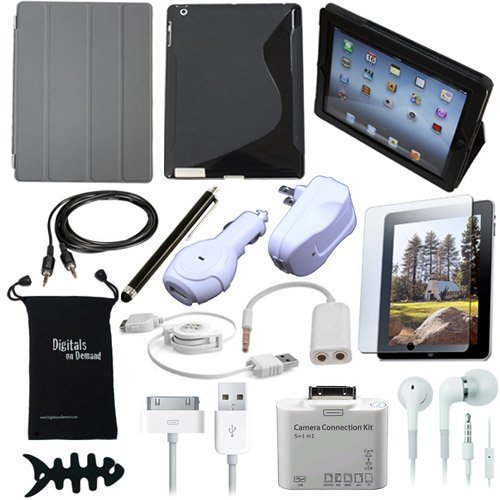 Apple New iPad 16GB 4G (Ipad 3 2012) Accessory