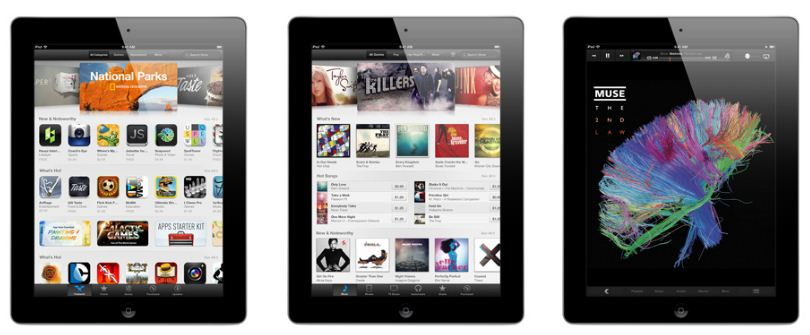 ipad 4 (Ipad with retina display 2012)