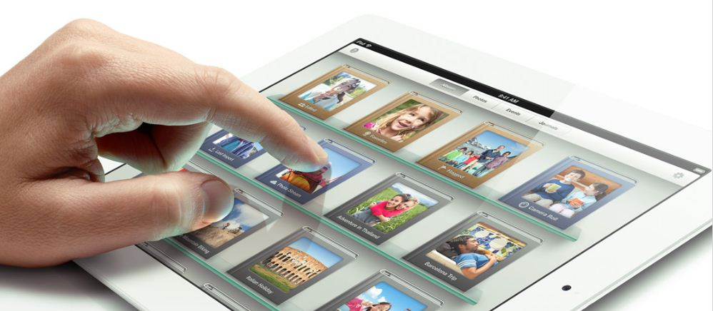 Apple ipad 4 (ipad with retina display 2012)