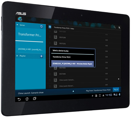Asus Eee Pad Transformer 3G Android 4 IceCream Sandwich