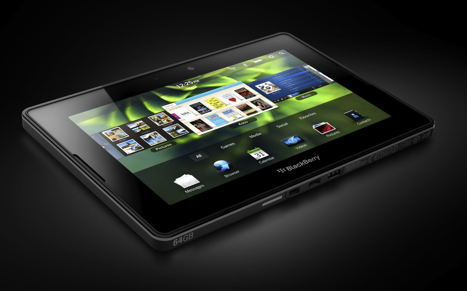 BlackBerry PlayBook OS