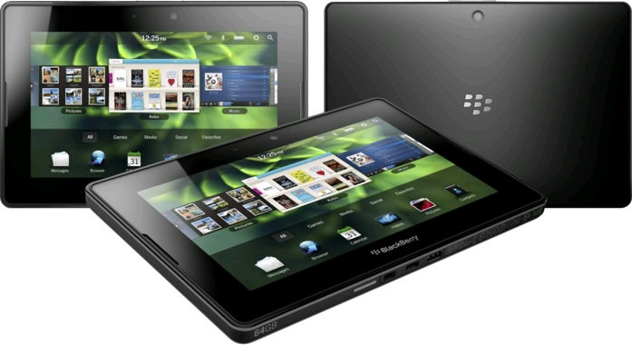 BlackBerry PlayBook utilities
