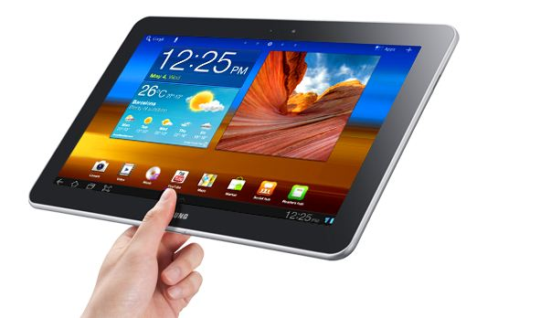 Samsung Galaxy Tab 8.9 P7300 Screen