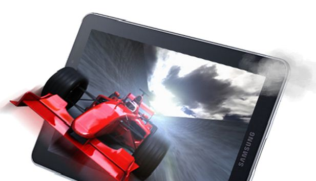 Samsung Galaxy Tab 7.7 P6800 Gaming