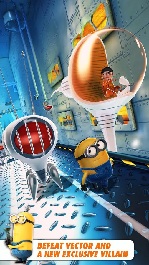 Despicable Me vào vai Minion