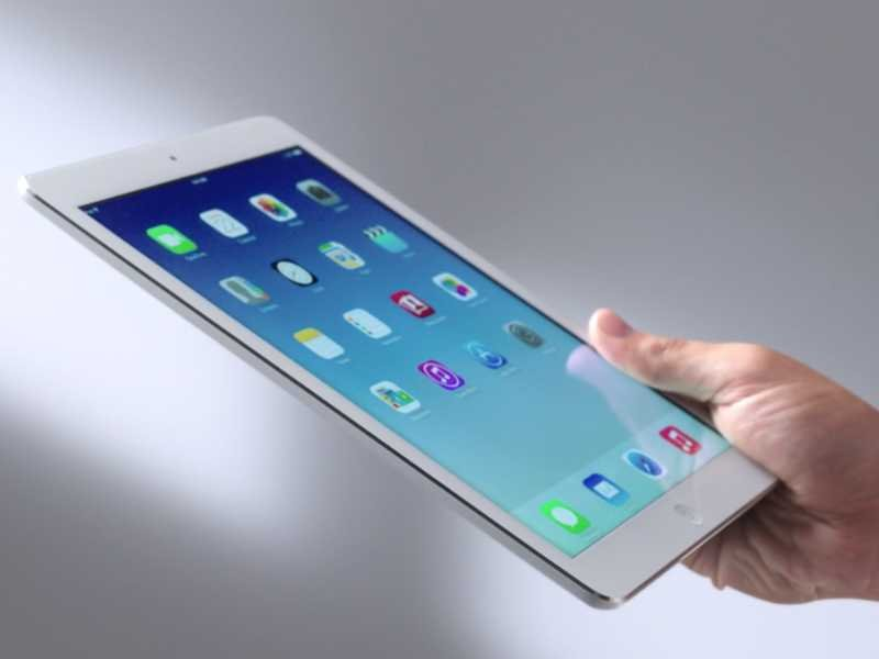 iPad Air 16GB Wifi Cellular siêu mỏng