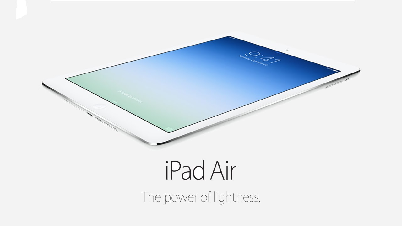 iPad Air 32GB Wifi Cellular 7