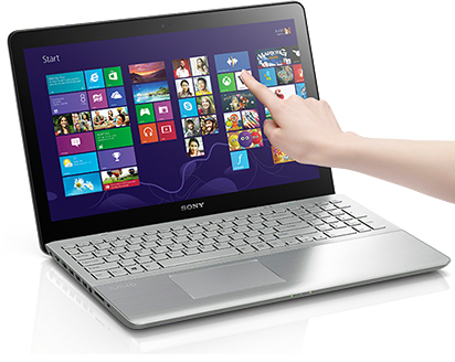 Vaio Fit 14 SVF14A16SG