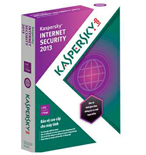 Phần mềm antivirus Kaspersky Internet Security 2013
