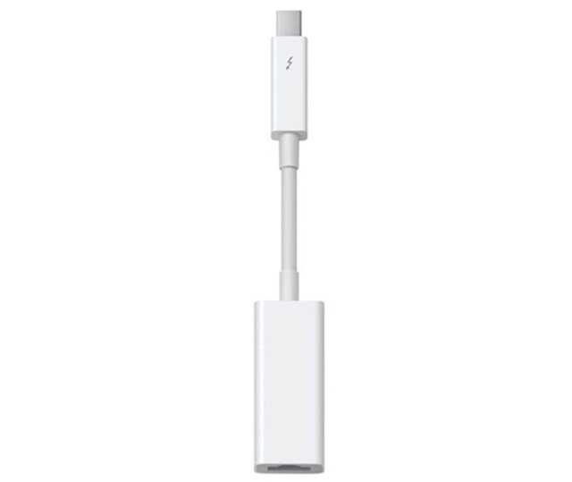 Cáp Thunderbolt to Gigabit Ethernet Adapter MD463ZM/A