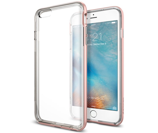 Ốp lưng iPhone 6S Plus Spigen Neo HE