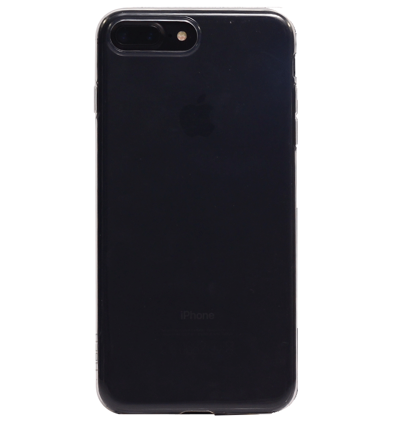 Ốp lưng iPhone 7 Plus Rock Silicon trong