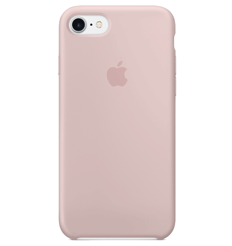 Apple Ốp lưng iPhone 7/8 Silicon Pink Sand