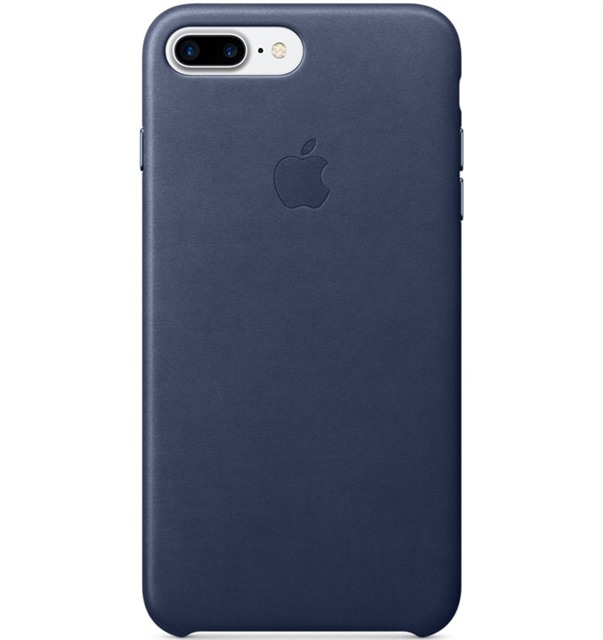 PKNK Ốp lưng iPhone 7 Plus Leather case Midnight Blue MMYG2FE/A
