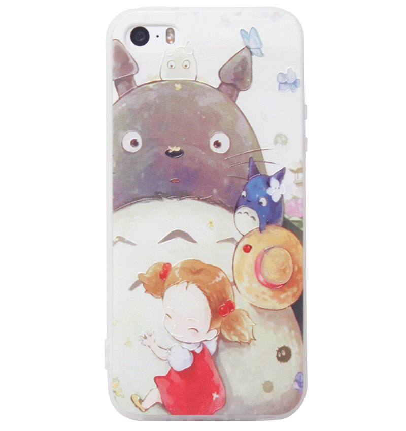 Ốp lưng iPhone 5S/SE Cartoon