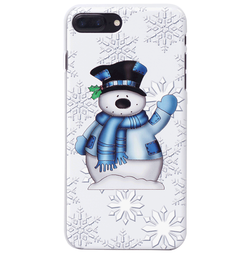 Ốp lưng iPhone 7 Plus Snowman