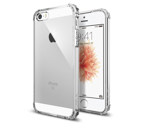 Ốp lưng iPhone 5SE Spigen Crystal Shell