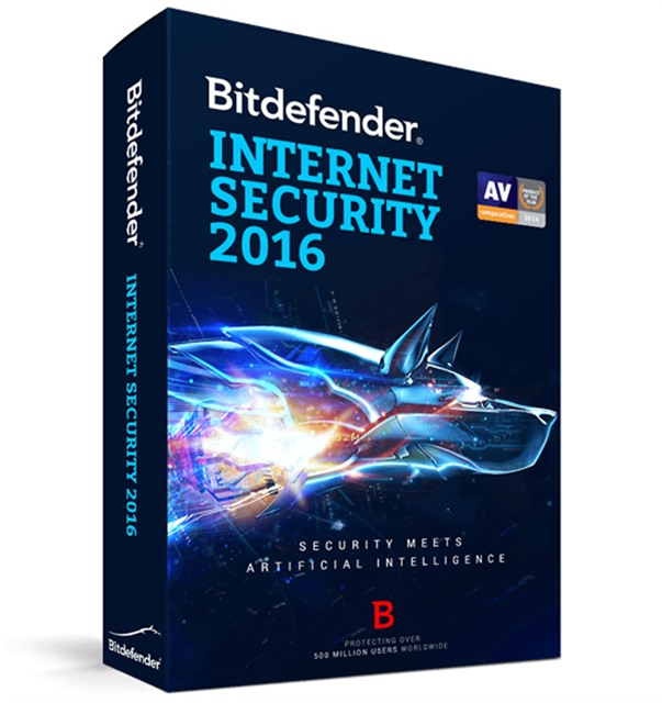 Bitdefender Internet Security (1 user/1 năm)