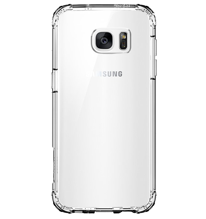 Ốp lưng Galaxy S7 Edge Spigen Crystal Shell