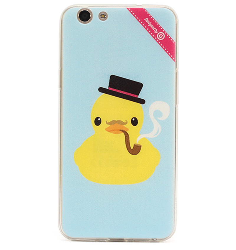 Ốp lưng Oppo F1S Mr. Duck