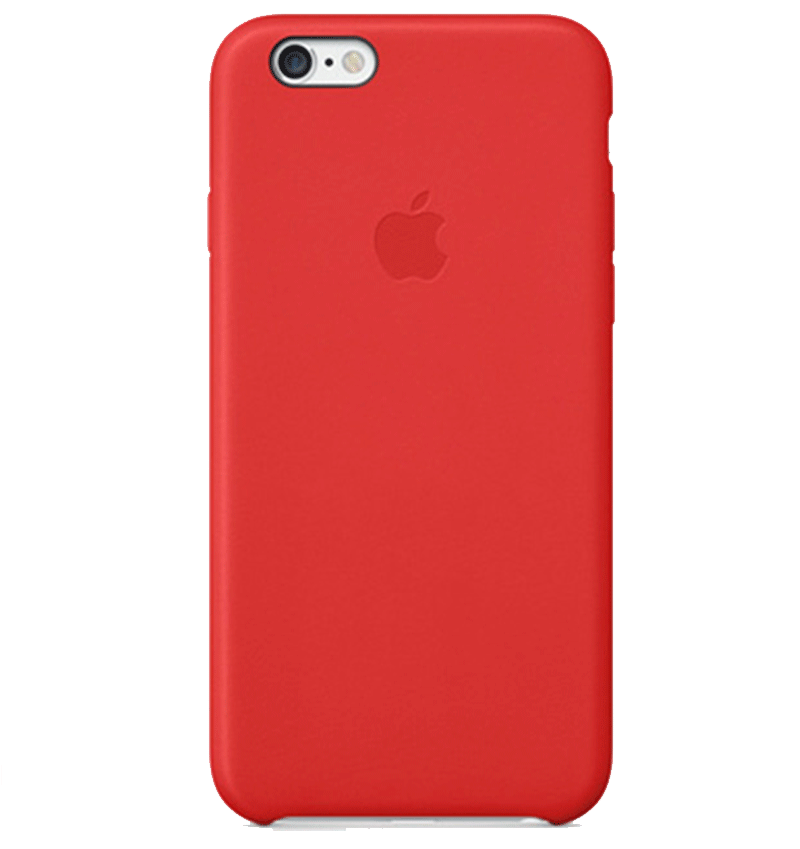 Apple Ốp lưng iPhone 6/6s Leather Red