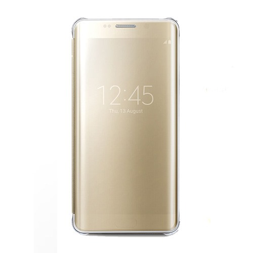 Bao da Samsung Note 7 Rock Clear Gold