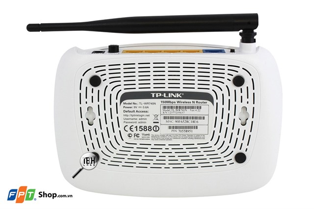 Wifi Router TP-Link TL- WR740N